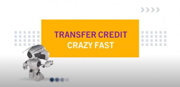 High-Speed Transfer Credit